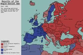 Eu Map Eu Vs Su Map 1991 By Latexiana On Deviantart