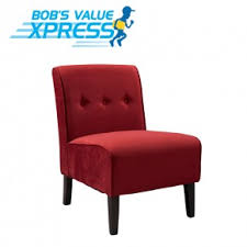 Red Armchairs For Sale Accent Chairs Living Room Furniture Bob U0027s Discount Furniture