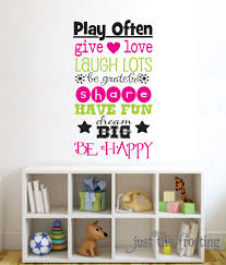 kids playroom wall decals expanded your mind see what playroom image of playroom decals playroom rules wall decal