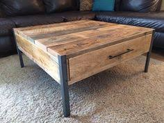 Custom Coffee Tables by Reclaimed Raw Edge Black Walnut Shelf W Sleek Steel Brackets 30