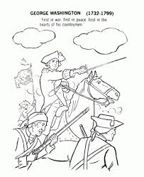 revolutionary war coloring pages to motivate to color an images