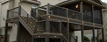 How Much Do Banisters Cost How Much Does It Cost To Build A Deck Uglydeck Comminneapolis