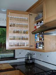 spice racks for cabinets drawers sale drawer organizer wall