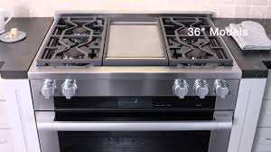Miele 36 Induction Cooktop Miele Pro Style Range Youtube
