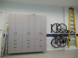 los angeles garage cabinets ideas gallery organized garage solutions
