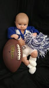 Dallas Cowboy Cheerleaders Halloween Costume Crocheted Dallas Cowboys Cheerleader Football Nfl