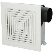 bathroom wall exhaust fan broan 70 cfm ceiling wall exhaust fan 671 the home depot