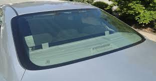 amazon com shade styx ert rw39 black universal rear window