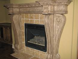 fireplace finishes your fireplace is begging to be a focal point the magic brush