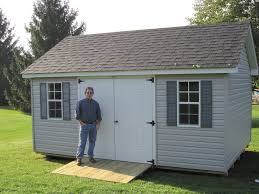 Sheds 12x16 Shed A Guide To Buying Or Building A 12x16 Shed Byler Barns