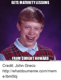 Dwight Howard Memes - brought bye fac gets maturitylessons from dwight howard atipl meme