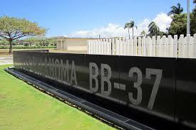 honolulu ford o ahu honolulu ford island uss oklahoma memorial flickr