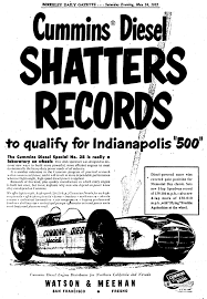 stationary engineer jobs in indianapolis kaiser aluminum no lightweight in 1952 indy 500 a history of