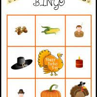 thanksgiving bingo card 4
