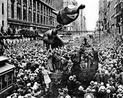 macy s thanksgiving day parade balloons through the decades