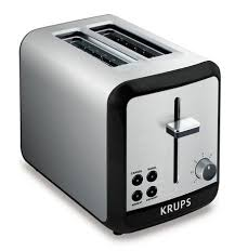 Toasters Walmart Krups Savoy 2 Slice Black And Stainless Steel Toaster Walmart Canada