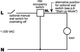 cefl pir 10a danlers lighting controls u0026 hvac controls