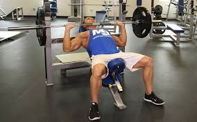 What Is An Incline Bench Press Incline Bench Press Video Exercise Guide U0026 Tips