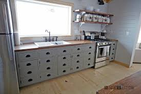 diy kitchen cabinets plans ana white diy apothecary style kitchen cabinets diy projects diy