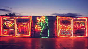 Stoneham Zoo Lights by Sugar Land Holiday Lights Youtube