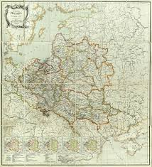 Map Of Lithuania Topographic Maps Of Eastern Europe