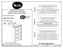 South Shore Shelf Bookcase Better Homes And Gardens Shelves Affordable Farmhouse Shelves No
