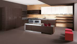 modern kitchen cabinet design in nigeria buy modern kitchen cabinet brown with island bankyw on