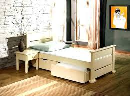chambre bebe bois massif lit gigogne bois massif blanc lit gigogne bois massif meuble