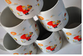 cool cups in the hood vincent loopstra little red riding hood promotion