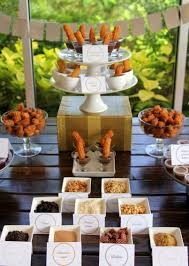 the yummiest churro station the perfect addition to any party or