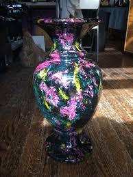 Jade Vases Seven Color Jade Vase On Sale Due To Slight Damage