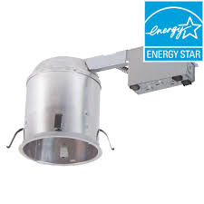 halo h750 6 in aluminum led recessed lighting housing for remodel ceiling t24 compliant