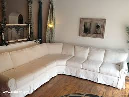 slipcover for sectional sofa with chaise sofa awesome small sectional sofa with chaise slipcovers for