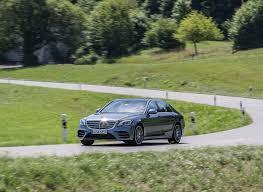 2018 mercedes benz s class review half measure motor trend