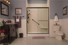 bathtub to shower conversion north texas replace tub with shower 1of1