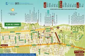 Siue Parking Map 100 Map Of Cancun Puerto Morelos Mexico Map With Hotel