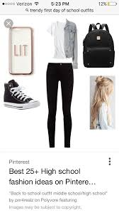 32 best school outfits images on pinterest school outfits