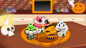 spooktacular halloween cupcakes new cooking game halloween recipe