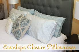 Strange Beds For Sale by Envelope Closure Pillowcase For Bed Pillows Make It And Love It
