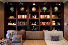 Bookshelf Behind Couch Residence 02 U2013 Jacob Rosenfeld Photography