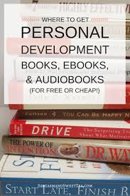 where to get personal development books ebooks and audiobooks
