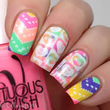 all about love 01 lina nail art supplies