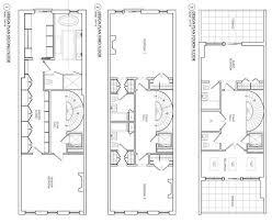 townhouse plans narrow lot shining ideas 15 35 ft wide house plans narrow lot plan plans 3