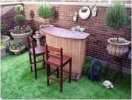 Backyards  Terrific Outdoor Bar Ideas For Decor Diy  Backyard - Tiki backyard designs