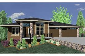 Prairie Style House Design Prairie Style House Plan 4 Beds 3 50 Baths 2958 Sq Ft Plan 509 14