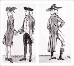 king george iii 1760 1820 georgian men u0027s coats english history
