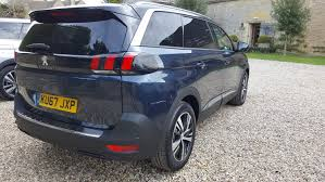 peugeot 5008 trunk peugeot 5008 suv review regit