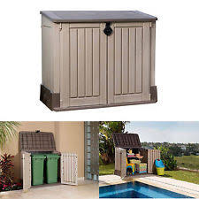 Garden Tool Storage Cabinets Storage Cabinet Outdoor Garden Organizer Tool Backyard Pool