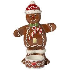 winter bakery decoration gingerbread villeroy boch