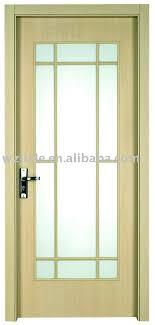 porte de cuisine en bois porte vitrée en bois pour cuisine modèle yf qg305 buy